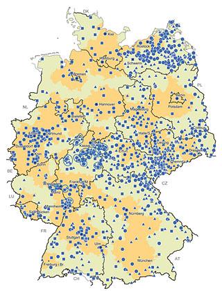 Bundestransferstelle Stadtumbau