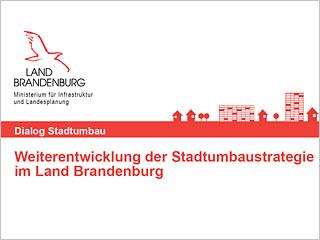 Gutachten und Expertisen für das Land Brandenburg