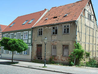 Problemobjekte Stadterneuerung
